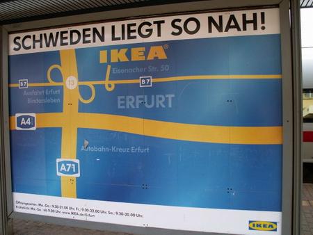 Schweden liegt so nah