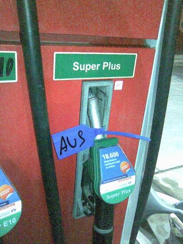 SuperPlus ist aus!